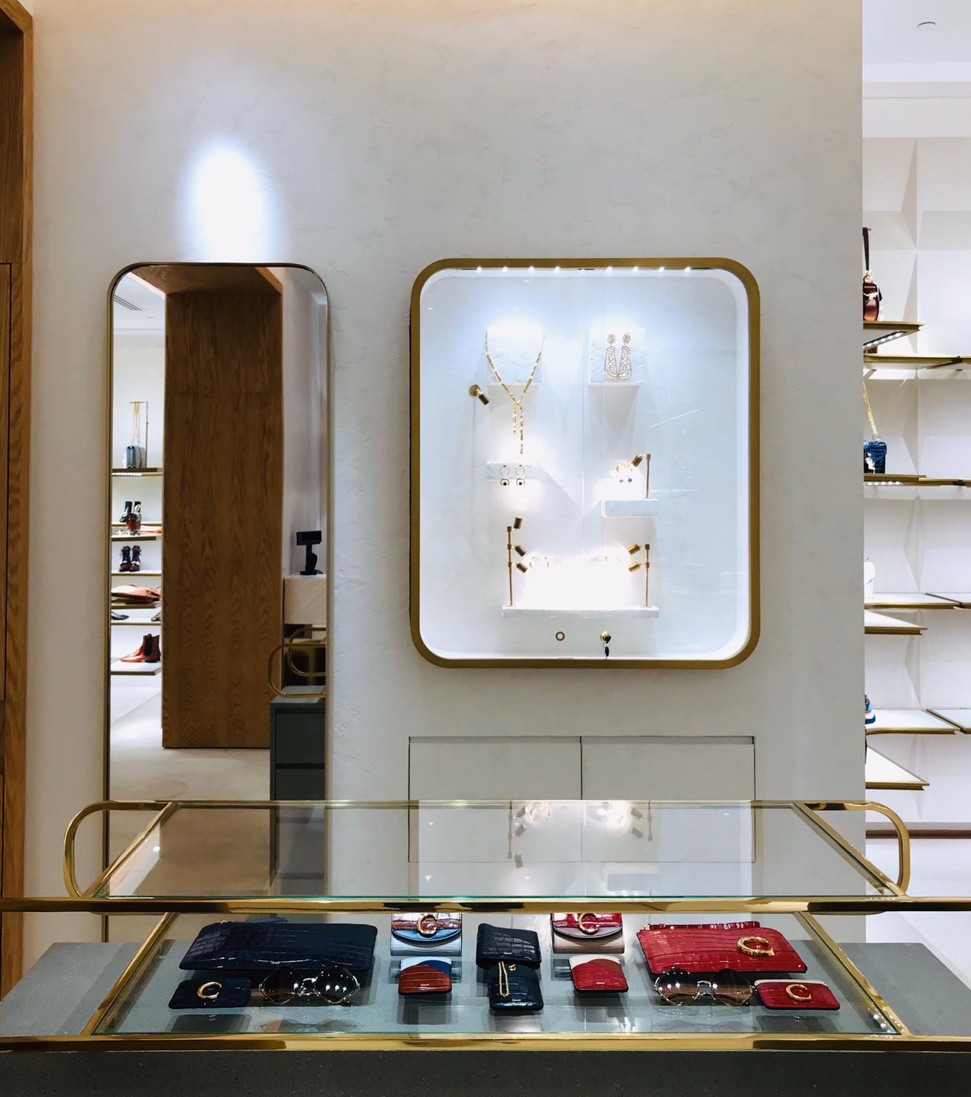 Boutique Chloé au Koweit