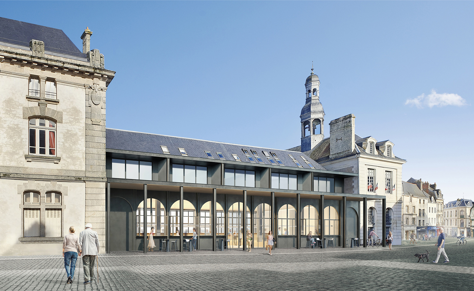 Halles d'Auray